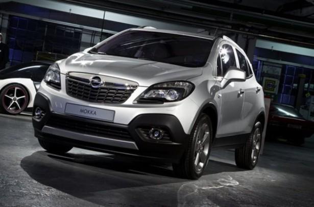 Opel Mokka в Арконт
