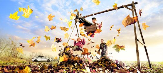 Осенний сервис Тойота