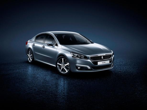 Peugeot 508 2015 Фото 01