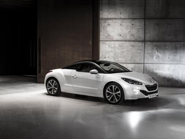 Peugeot RCZ 2014 Фото 05