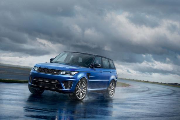 Range Rover Sport SVR 2015 Фото 32