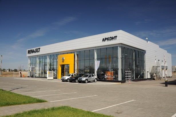 Renault Арконт Волжский