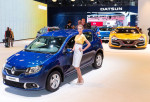 Renault Sandero 2014 Фото 01