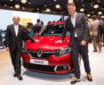Renault Sandero 2014 Фото 03