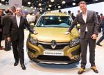 Renault Sandero Stepway 2014 Фото 01
