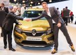 Renault Sandero Stepway 2014 Фото 02