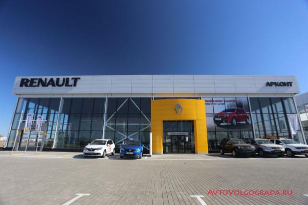 Renault Волжский и Sandero 2014 Фото 01