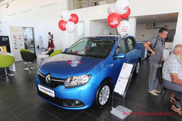 Renault Волжский и Sandero 2014 Фото 13