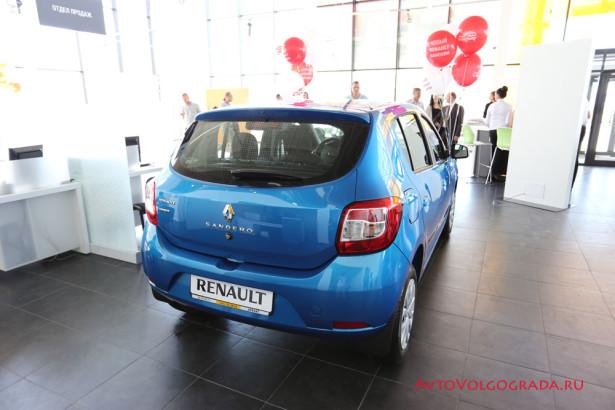 Renault Волжский и Sandero 2014 Фото 17