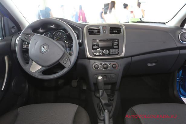Renault Волжский и Sandero 2014 Фото 26