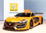 Суперкар Renault RS-01 2014 Фото 06