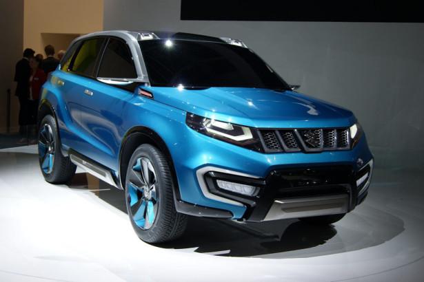 Suzuki iV-4 2014