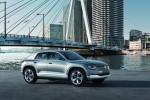 Volkswagen Cross Coupe Concept Фото 03