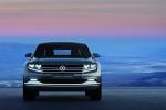Volkswagen Cross Coupe Concept Фото 05