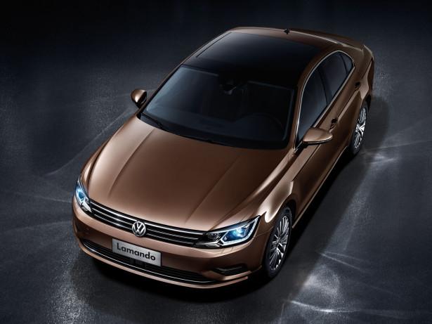 Volkswagen Lamando 2015 Фото 01