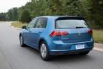 электрический Volkswagen e-Golf 2014 Фото 04