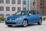 электрический Volkswagen e-Golf 2014 Фото 05