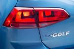 электрический Volkswagen e-Golf 2014 Фото 12