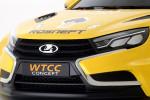 гоночная Lada Vesta WTCC 2014 Фото 05