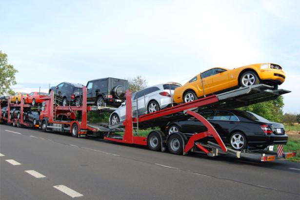 поставки машин в Россию