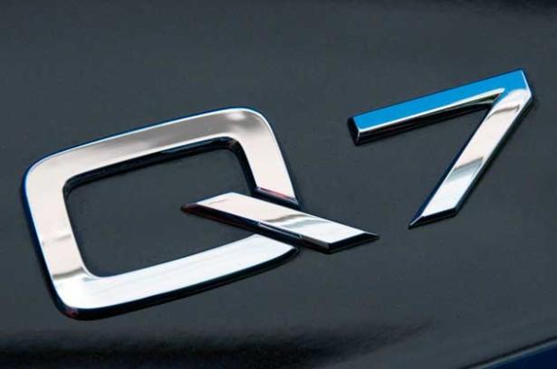 Audi Q7 лого
