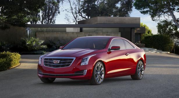 Cadillac ATS Coupe 2015 Фото 05