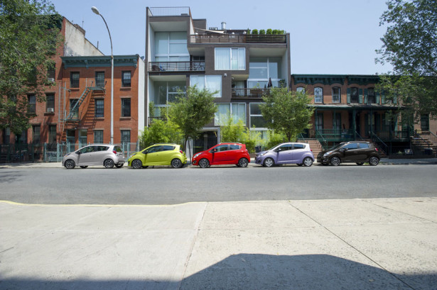 Chevrolet Spark Фото 5