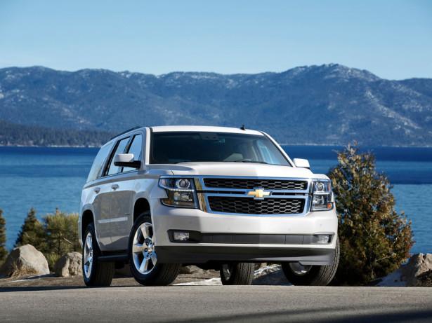 Chevrolet Tahoe 2015 Фото 08