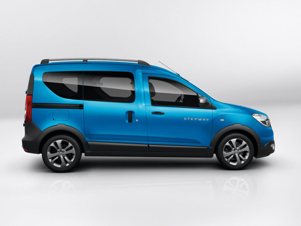 Dacia Lodgy 2014 Фото 14