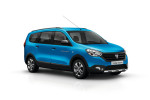 Dacia Lodgy Stepway 2014 Фото 01