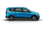Dacia Lodgy Stepway 2014 Фото 03