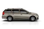 Dacia Logan MCV 2014 Фото 03