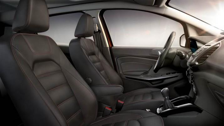 Ford Ecosport - интерьер