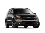 Ford Explorer Sport 2015 Фото 04