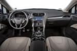 Ford Mondeo 2015 интерьер Фото 01