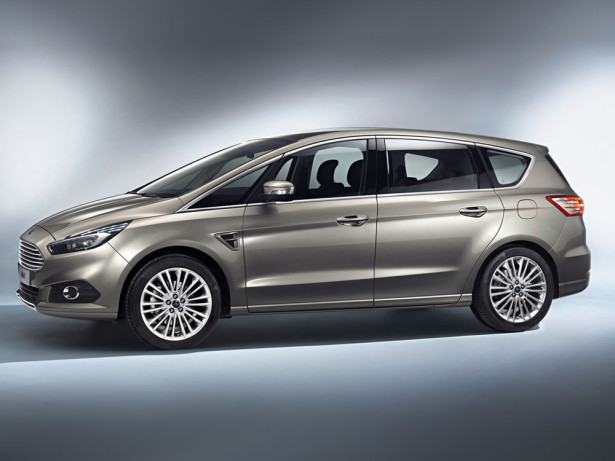 Ford S Max 2015 Фото 05