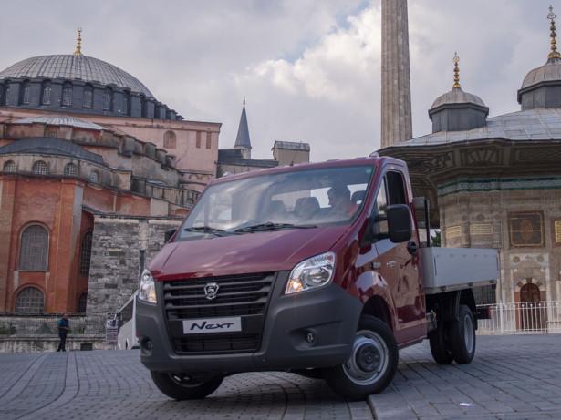 ГАЗель Next Турция 2015 Фото 04