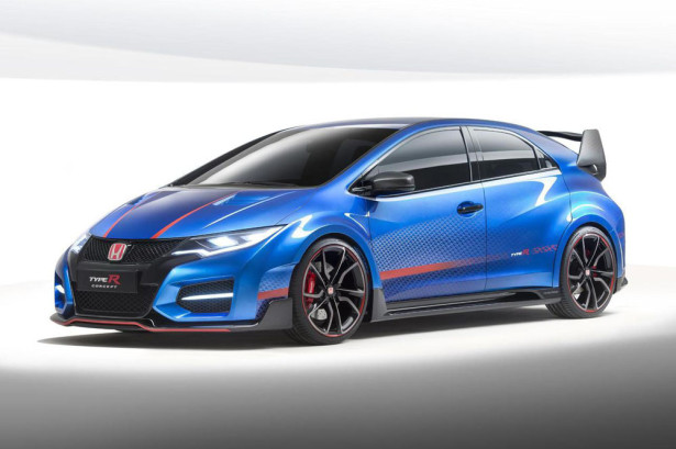 Honda Civic Type R 2015 Фото 04