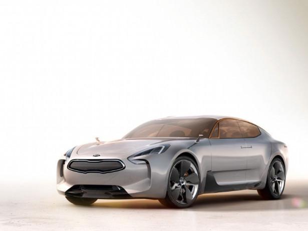 Kia GT concept 2014 Фото 11