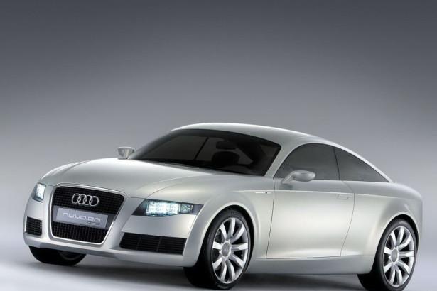Концепт Audi A9 2015 Фото 06