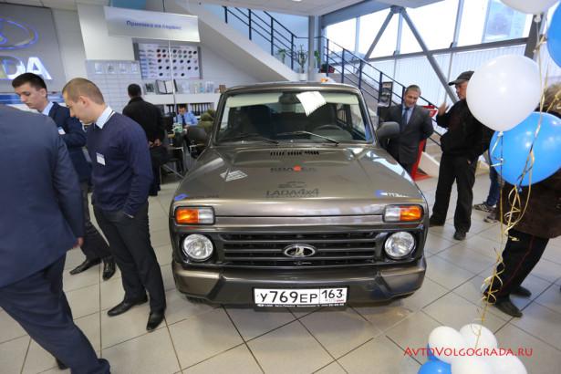 Lada Cross П-сервис Волгоград Фото 11