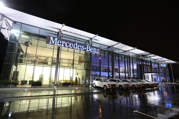 Mercedes-Benz Агат МБ Волгоград Фото 11