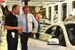Mercedes-Benz Werk KecskemA©t lA¤uft auf Hochtouren