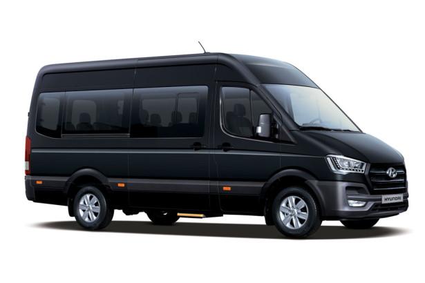 Микроавтобус и фургон Hyundai H350 2015 Фото 12