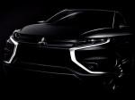 Mitsubishi Outlander PHEV 2015 Фото 01