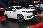 Mitsubishi электрифицирует новую версию ASX и Pajero
