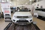 В субботу 18 октября в дилерском центре Mitsubishi «Арконт», состоялся праздник «Самурай»