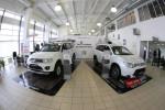 Праздник «Самурай» и обновленные Pajero Sport и Outlander в Mitsubishi «Арконт»