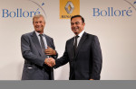 Renault Bollore Bluecar 2014 Фото 09