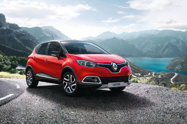 Renault Captur Signature 2015 Фото 07
